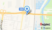 InTrac-Деталь на карте