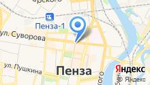 KL на карте