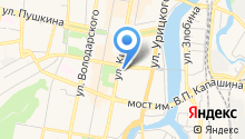 Heliopark Residence на карте