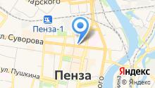 Euromix на карте