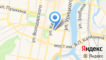 Helio Spa на карте