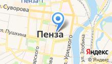 Defile на карте