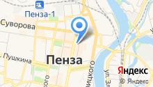 Eдиная служба аварийных комиссаров на карте