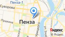 FTV+ на карте