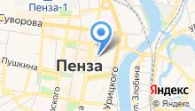 RUBIN на карте