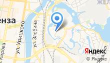 Гранд-мангуст на карте