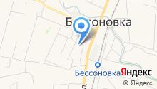 Следственное Управление Следственного комитета РФ по Пензенской области на карте