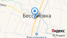 Наш регион на карте