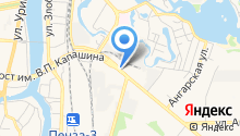 AquaServis на карте