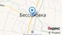 Мегабайт на карте