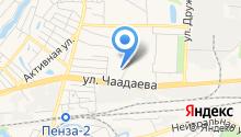 Жилищно-Эксплуатационная Компания №2 на карте