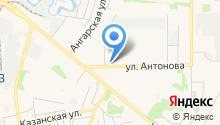 CapitalTORG на карте