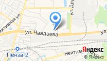 Flowers-pnz.ru на карте