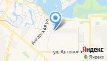 AutoDoping на карте
