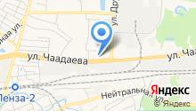 Towing-Penza на карте