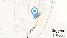 Прокуратура Бессоновского района на карте