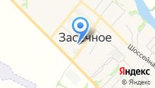 Администрация Засечного сельсовета на карте