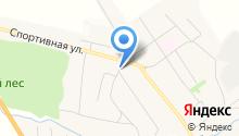 Центр занятости населения Лямбирского района, ГКУ на карте