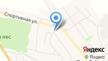 Центр занятости населения Лямбирского района на карте