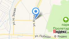 Вега Дент на карте