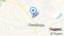 Администрация Лямбирского сельского поселения на карте