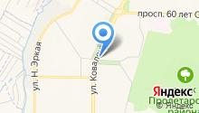 Гипросвязь-Саранск на карте