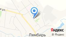 УФСИН на карте