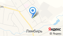Уголовно-исполнительная инспекция по Лямбирскому району Республики Мордовия на карте