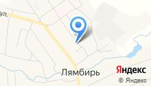 Администрация Лямбирского муниципального района на карте