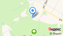 Внедорожник на карте