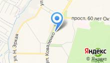 GLAMOUR на карте