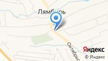 Оптовая база Мордовпотребсоюза на карте