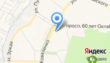 Диоген на карте