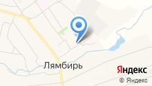 Лямбирский районный суд на карте