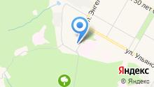 Гуля-Чистюля на карте