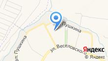 АКЦЭКС на карте