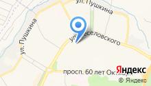 Баня №7 на карте