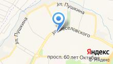 GSM-Master на карте
