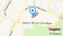 Детская библиотека №5 им. С.Я. Маршака на карте