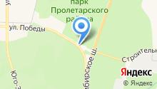 АЗС СИТИОЙЛ на карте