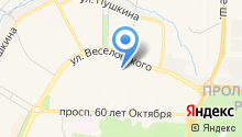 Альянс М на карте