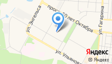 Детский сад №70 на карте