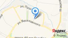 Домоуправление №9 на карте
