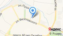 ВидеоСервис на карте
