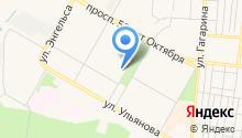 Детская библиотека им. К.И. Чуковского на карте