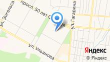 SharDarom на карте