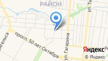 Главное бюро медико-социальной экспертизы по Республике Мордовия на карте