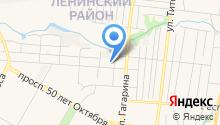 1 отряд ФПС по Республике Мордовия, ФГКУ на карте