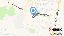 Амато на карте
