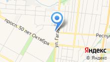 АКБ АКТИВ БАНК на карте